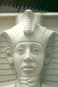 Ausar-Osiris face