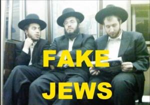 fake jews