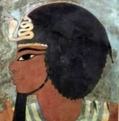 Amenhotep III painting