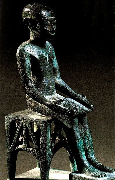 ancient egyptian genius [unsung heroes] imhotep: the first genius  the ancient egyptian polymath for whom history regards as the first architect and the first doctor known by name.
